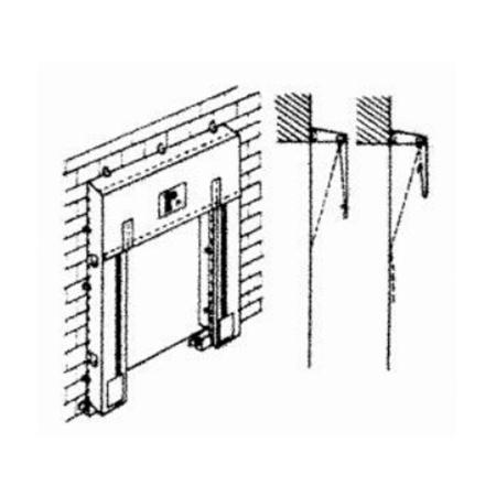 Adjustable Curtain Dock Seal