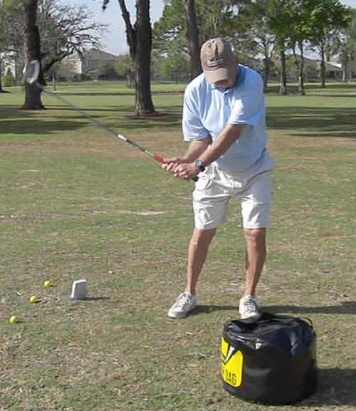 golf swing speed