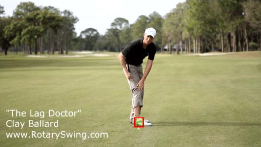 Rhythm in Golf