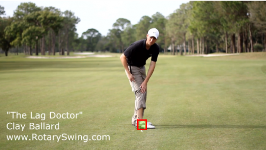 Rhythm in Golf