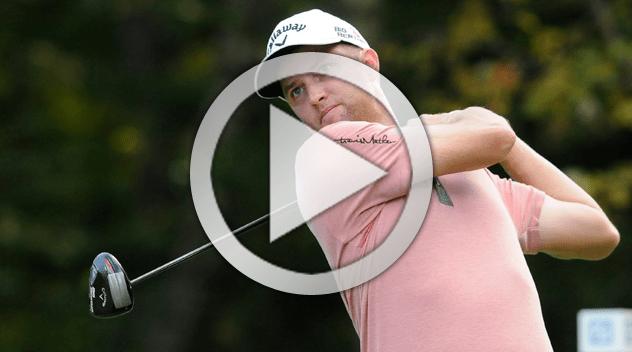Chris Kirk PGA Tour Impact Position