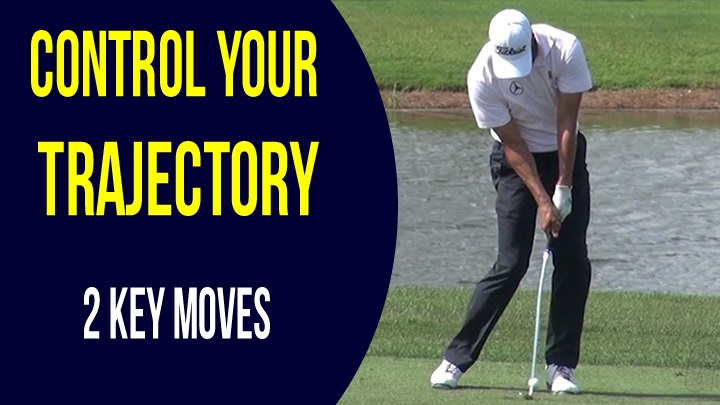 2 Key Moves To Control Your Trajectory Like A Golf Pro