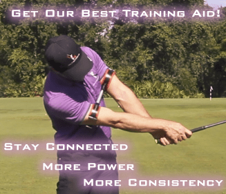 golf backswing training aid