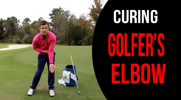 golfer's elbow cure