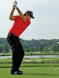 jason day golf backswing