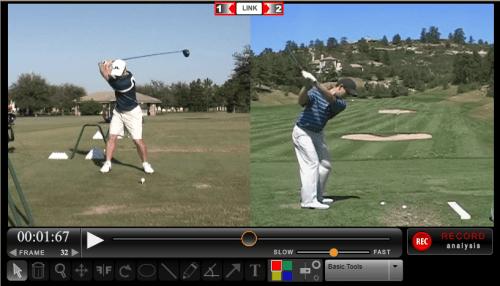 golf transition