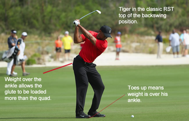 3 steps to the perfect golf backswing
