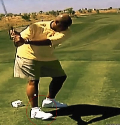 charles barkley backswing