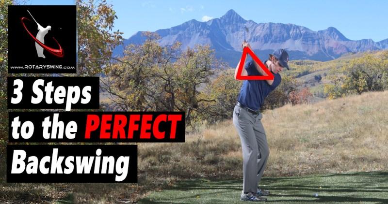 improve golf backswing