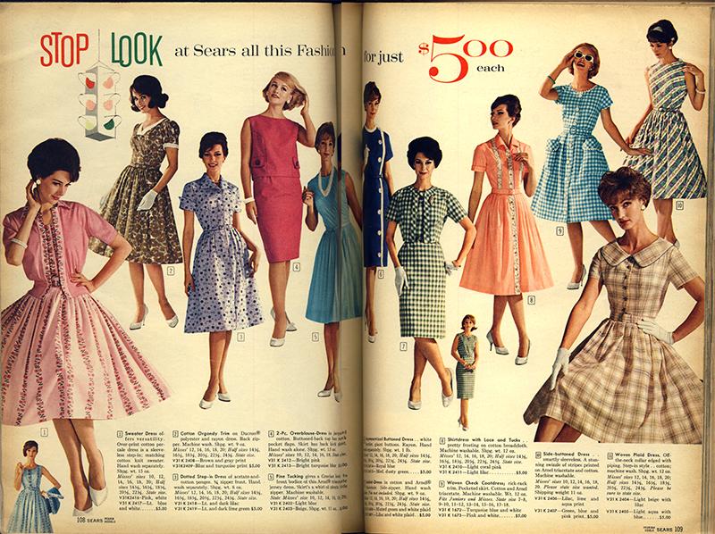 1960 Sears Catalog