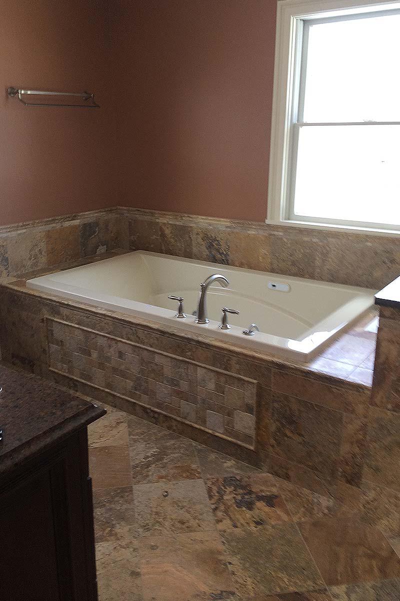 Small  Elegant Bathroom Renovation  Rotella Kitchen  Bath