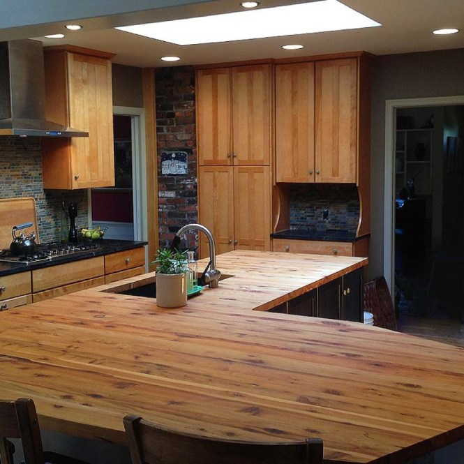 Dove what's so cool about kitchen cabinets? Kraftmaid Countertops Colors - BSTCountertops