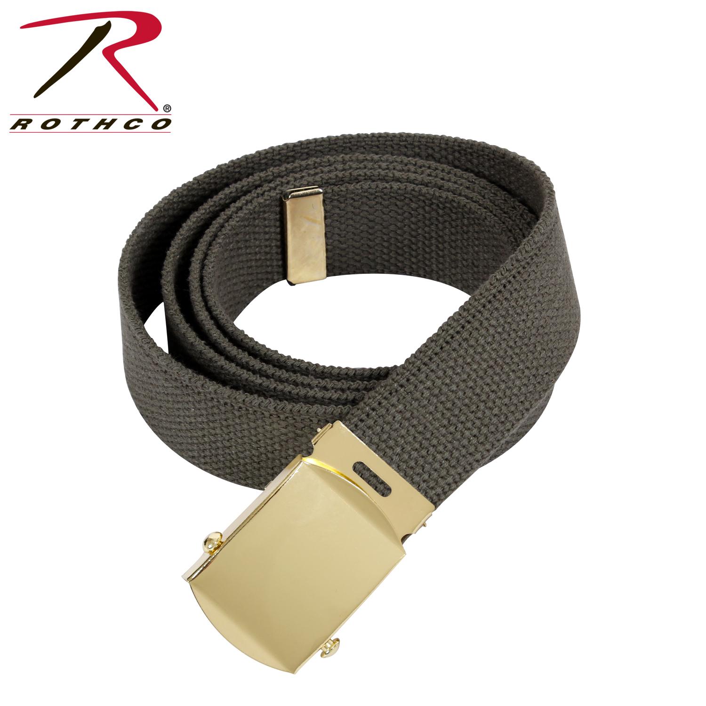 1 S U Inch Web Belts Navy