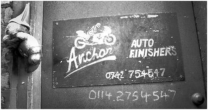 Old Sheffield telephone number