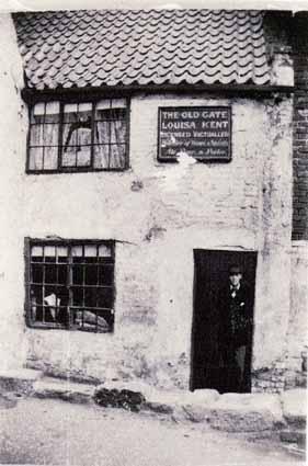Rotherham Pubs  The Old Gate Inn Bradgate Lane