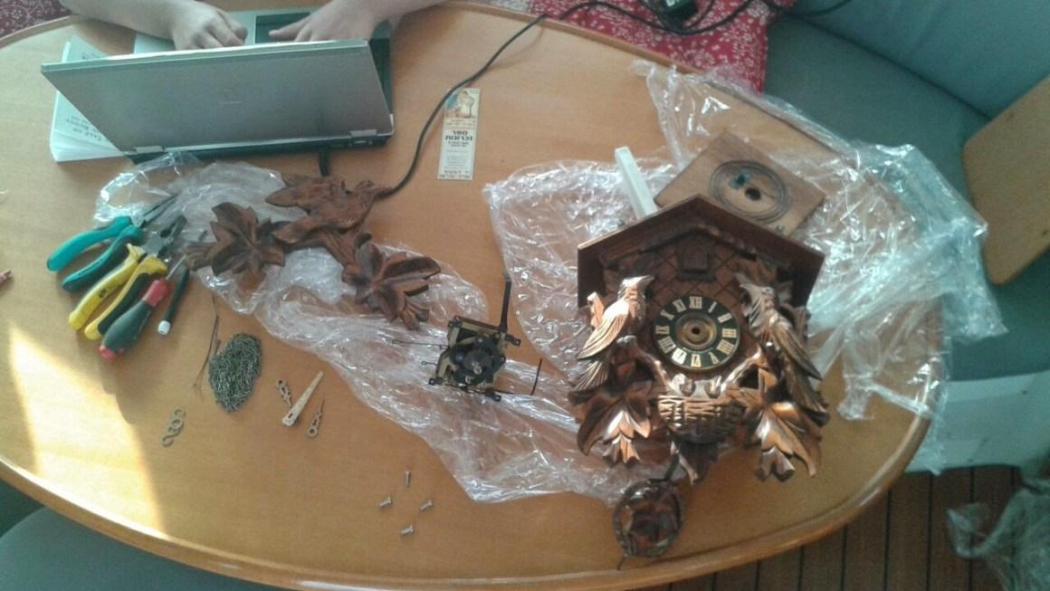 שעון קוקיה