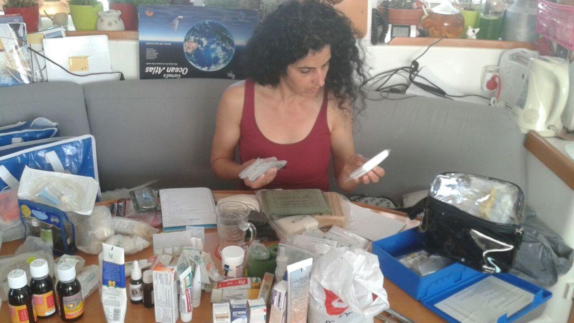 רשימת תרופות לטיולים ארוכים עם ילדים