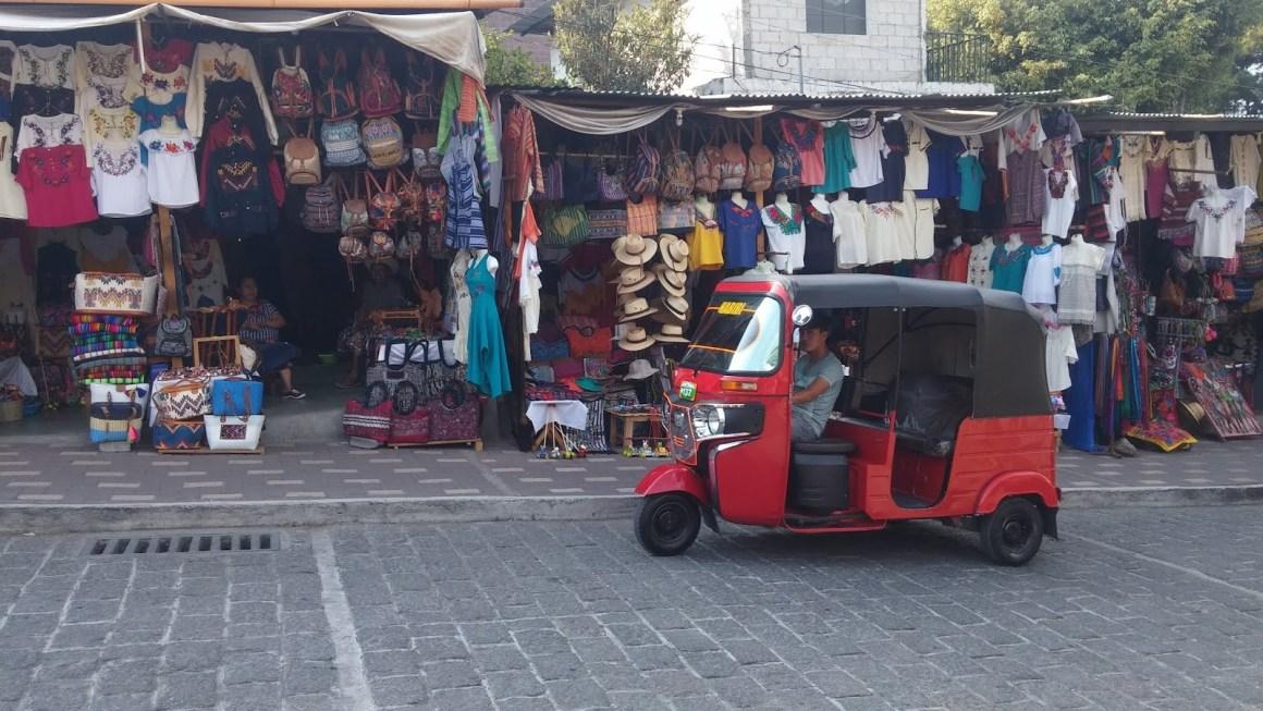 טיול משפחתי בגוואטמלה – סן מרכוס San Marcos