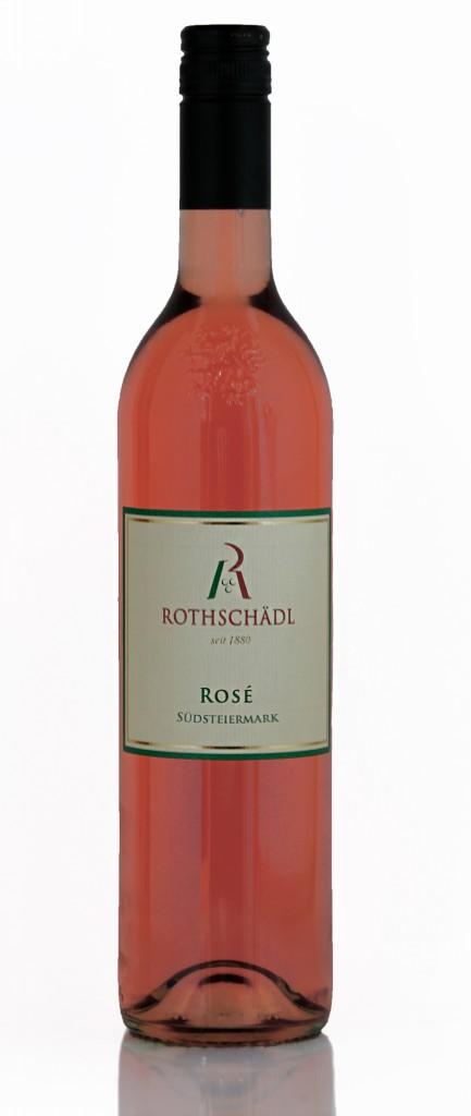 RoseWeinSuedsteiermarkWeingutRothschaedl Weingut