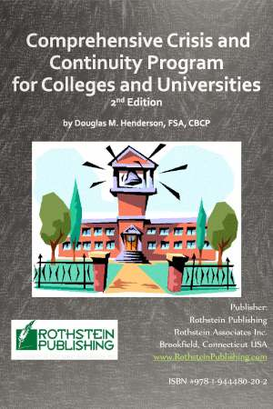 Comprehensive Crisis and Continuity Program for Colleges and Universities