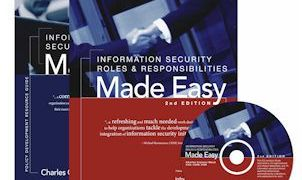 Information Security Policies, Roles, Responsibilities Made Easy: SPECIAL OFFER