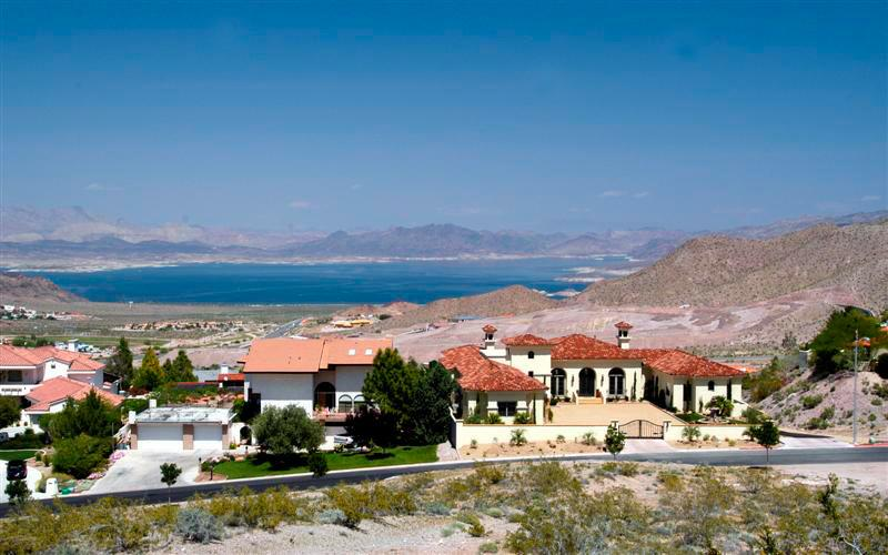 Boulder City Homes with Lake Mead View