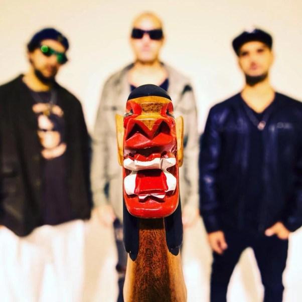 Conheça a banda Carranca