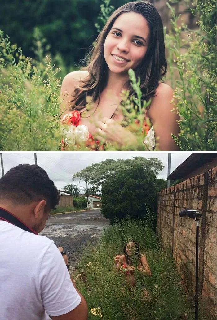 A arte de tirar boas fotos