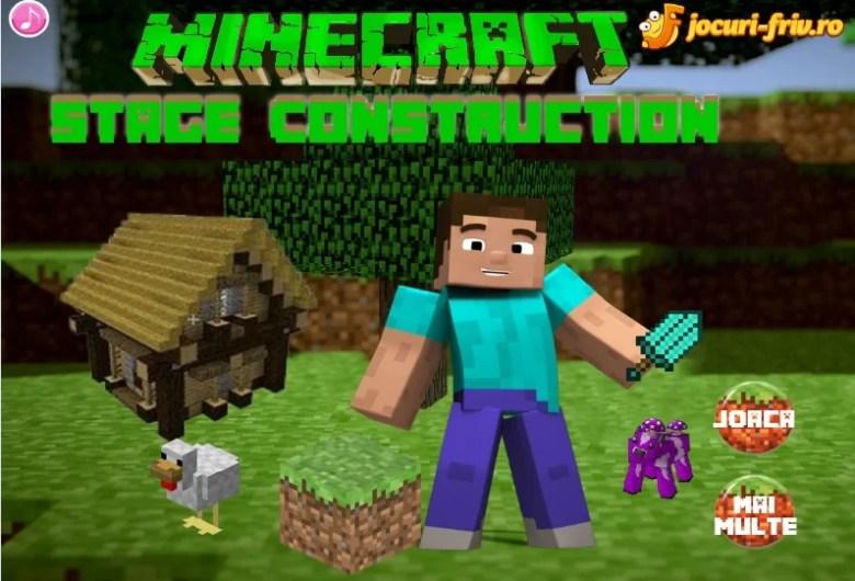 Dica de Jogo - Jogo de Construir Minecraft