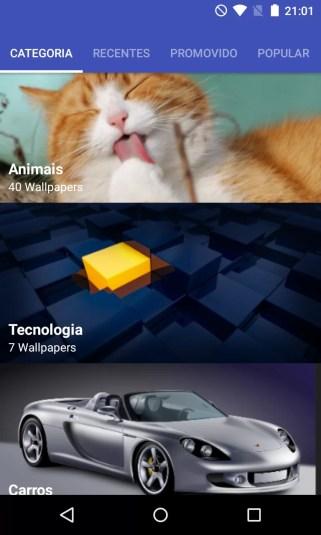 Melhores papeis de parede em HD