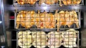 rotissoire à poulet