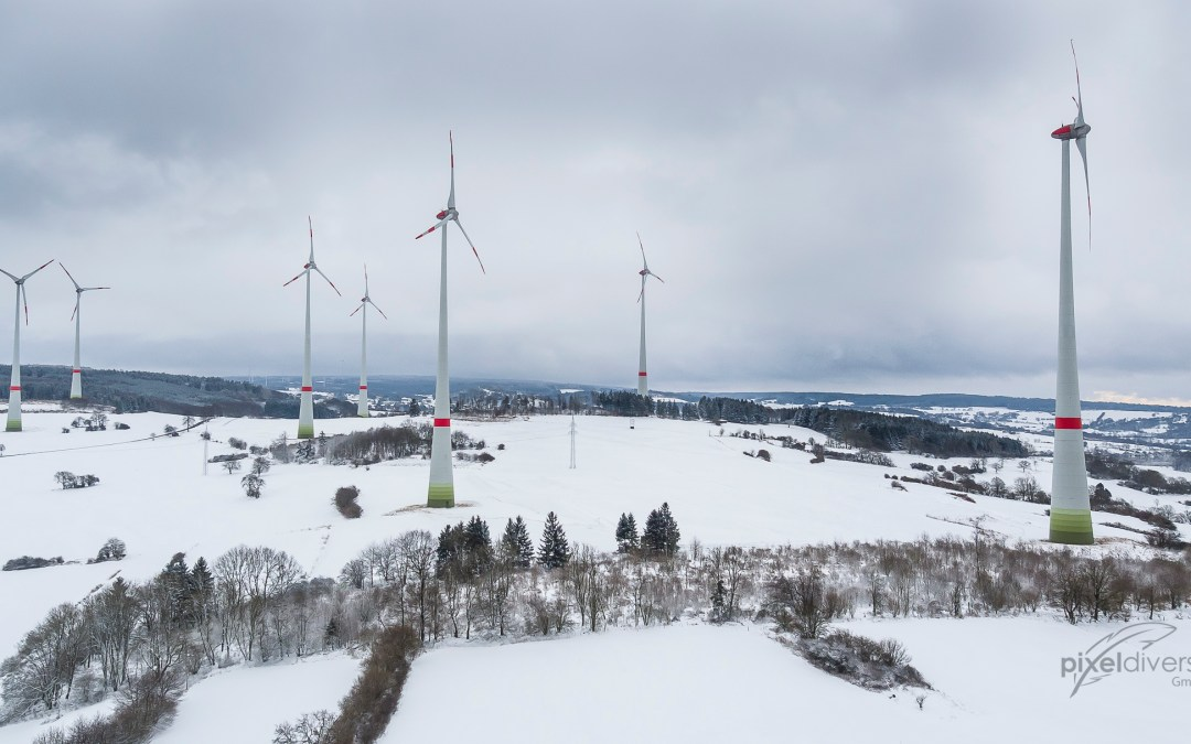 Winter im Vogelsberg