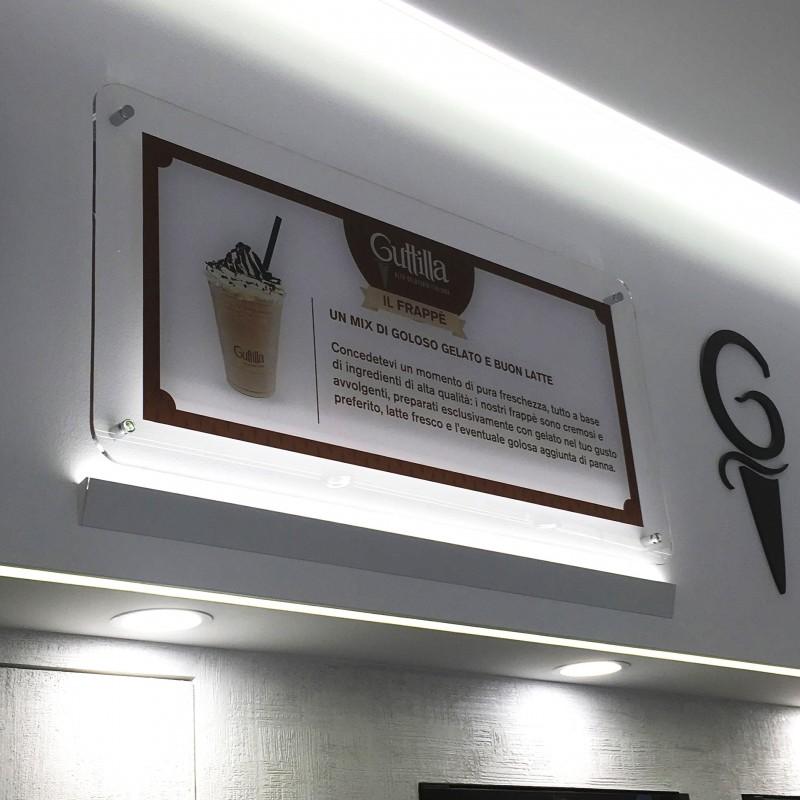Rotocut Italiana  Targhe e Espositori