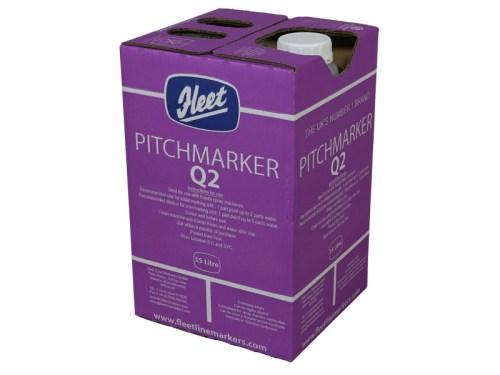 Fleet Pitchmarker Q2 Paint