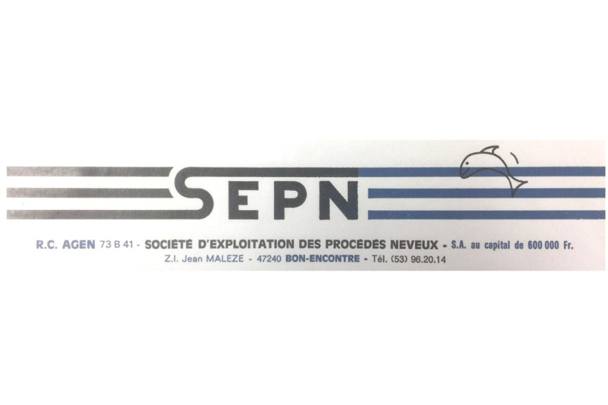 Creation of the company under the name SEPN SA