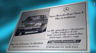 Campagna Mercedes Benz Concessionarie - Fidelizzazione e promozione prodotto full optional - Stampa quotidiana, stampa locale, Affissione, radio, promotional, test drive, mailing list