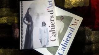Editoria Realizzazione rivista Cahiers d'Art - Arte e Modo - Monogrofia Trussardi