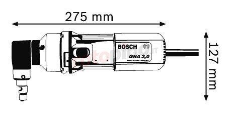 Roditrice Bosch GNA 2,0