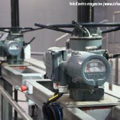 Rotork Wiring Diagram Awt Dictator Fuel Management Range Multi Turn Part Electric Actuators Corrosion Resistance Essential For Spanish Wwtp Valve