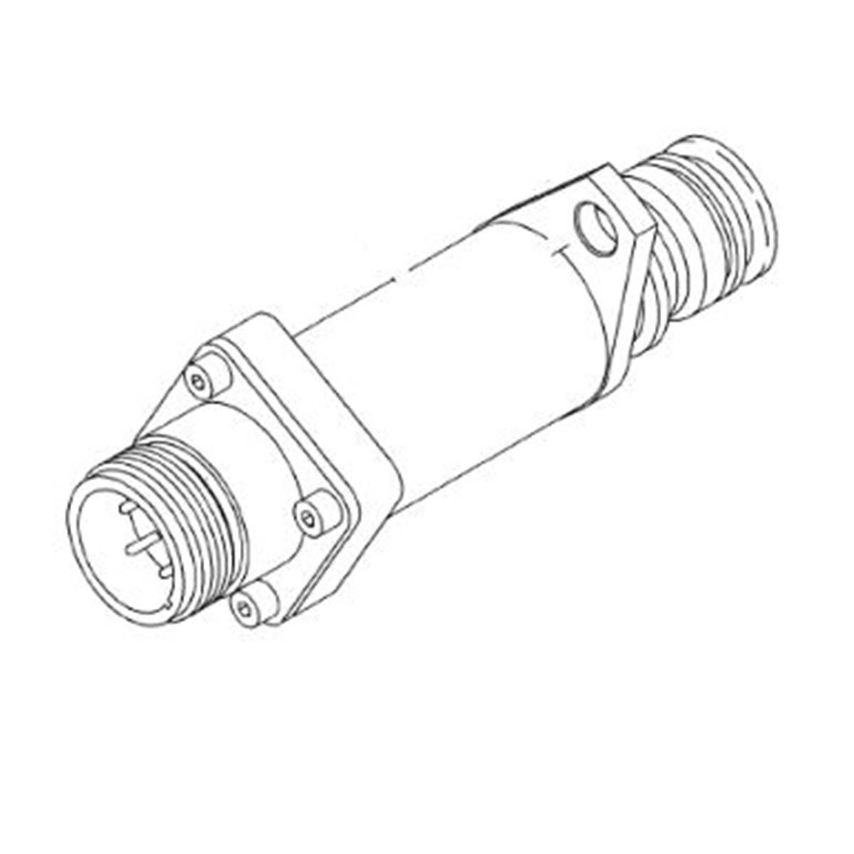 Filter Preblockage Pressure Switch Pn Rev For