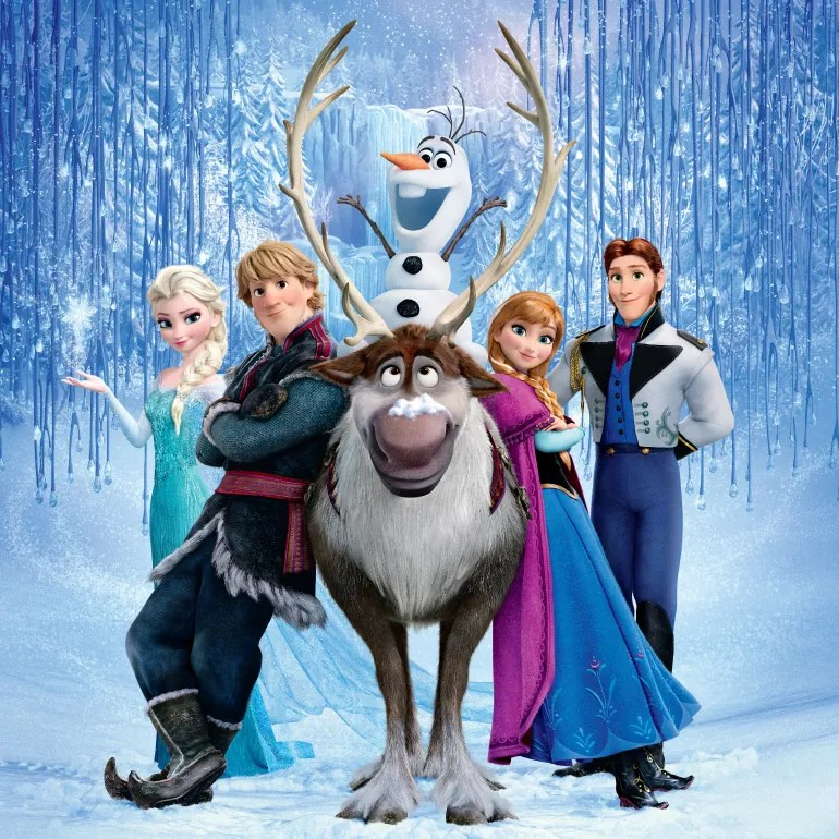 Frozen Animated Wallpaper Disney S Frozen Fun Facts Rotoscopers