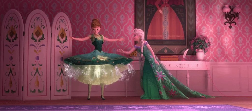 Watch the allnew trailer for Frozen Fever  Rotoscopers