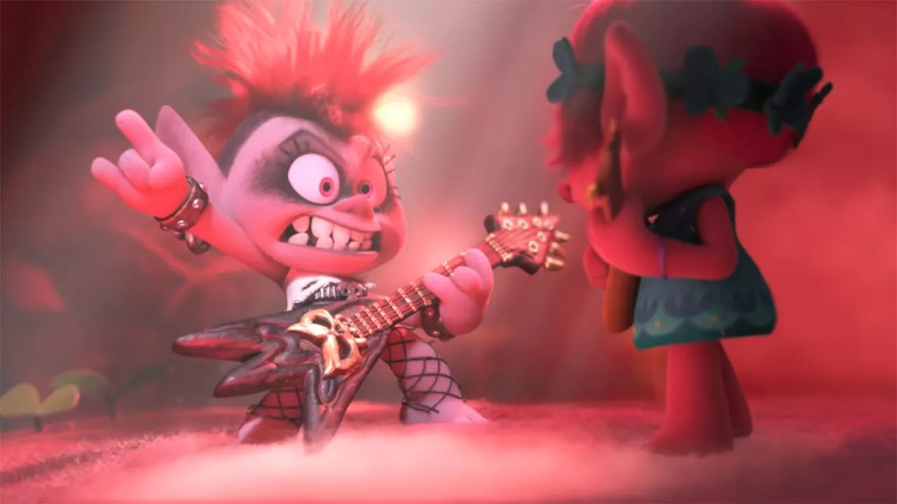 [TRAILER] Rock Out in 'Trolls World Tour' | Rotoscopers