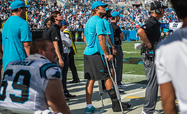 Monday Morning Trainers Room Greg Olsen and Rob