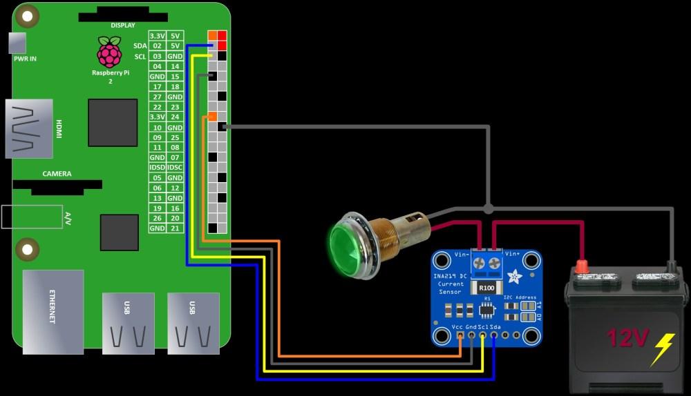 medium resolution of schematic ina219