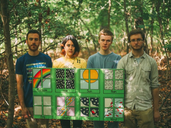 Pinegrove - 17 september 2016 - V11, Rotterdam