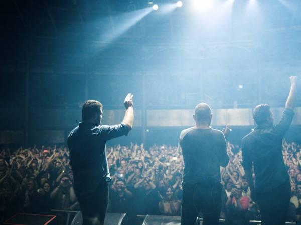 Augustines - 13 oktober 2016 - Rotown, Rotterdam