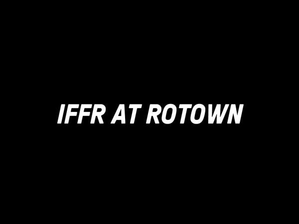 IFFR at Rotown
