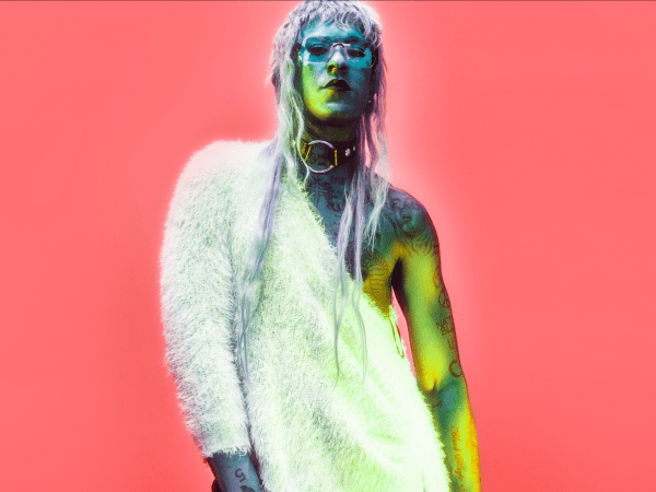 Mykki Blanco - 21 april 2017 - Rotown, Rotterdam