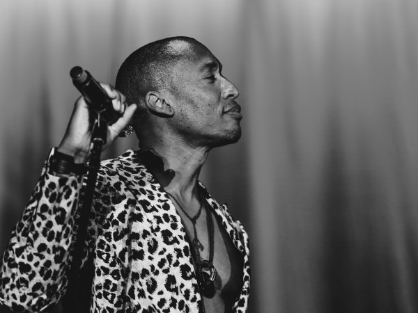 Raphael Saadiq - 7 november 2018 - Theater Rotterdam